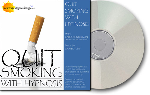 quit smoking with hypnosis CD/MP3